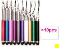 Wholesale New Capacitance Touch Pen Stylus For iPhone G G S G iPod Touch iPad