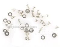 Wholesale Full Screw Set Screws for Iphone G th parts replacement high quality