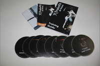 Wholesale X TrainFit At Home Workout Women s Complete Fitness DVDs pieces by DHL rafi