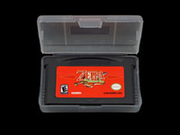 Wholesale 50pcs Mix Order The Legend of Zelda The Minish Cap Version Game Card For GBA DS Game Console