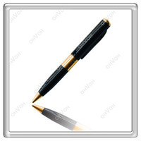 16G   S5Q Mini DVR Micro SD Slot Pen HD Cam Camera Hidden Video Recorder Equipment AAAAJP