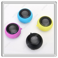 Wholesale S5Q Mini Portable Speaker For iPad iPod Kindle Fire HTC Nokia Sumsung iPhone S AAAAJI