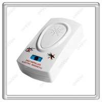 Wholesale S5Q Ultrasonic Electronic Pest Mouse Stop Control Repeller Cockroach Trap Killer