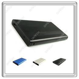 Descuento una caja portadiscos disco S5Q 2,5 & quot; SATA a USB 2.0 disco duro CADDY HDD caso AAAAMJ carcasa externa
