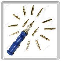 Wholesale S5Q in1 T5 T6 T8 T10 T15 Bit PH Screwdriver Torx Set Cell Phone Repair Tools AAAAPL