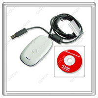 Wholesale S5Q PC USB Wireless Gaming Receiver Controller For XBOX Slim XBOX360 Game AAAAGV