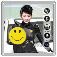 Sourire vidéo Prix-S5Q Mini DVR HD Sourire vidéo cachée caméra portable Mignon Petit Enregistrez Équipement AAAAJV