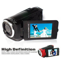Wholesale S5Q quot HD Screen x Zoom MP Camcorder Digital Video Recorder Camera DV DC DVR AAAAVD