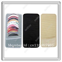 Visor CD Case cd dvd sleeves - S5Q Car CD DVD Case Box Vehicle Sun Visor Sleeve Holder Auto New Soft Bag Pouch AAAABO