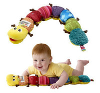 Wholesale Lamaze Musical Inchworm plush toys Educational toy