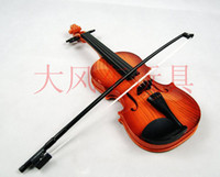 Wholesale 1X Mini Musical Instrument Violin Toy For Kids Baby Props Music New Dropshipping