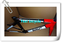Wholesale full carbon fiber BMC frame Frame amp Fork amp Headset amp Seatpost amp clamp