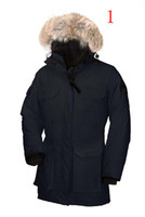 Wholesale Fashion Down Coat Lady Jacket Red White Blue Grey AAAA Caps New E