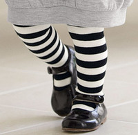 Wholesale New in black and white striped tube socks fashion striped tube socks gray and black stripes