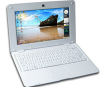 Wholesale 2pcs inch Win CE Android Via8850 Laptop Netbook Notebook GB GHz CPU Webcam Flash HDMI