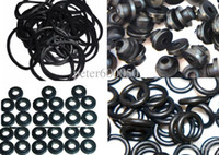 Wholesale TATTOO o rings rubber bands nipples Shoulder Washers Binder