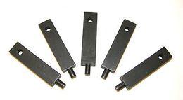 Free Shipping Replacement Tattoo Machine Gun Short Armature Bars 1018 iron Steel Tattoo Machine Parts supplies