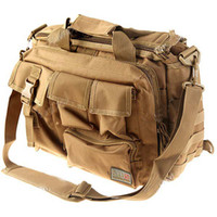 Wholesale New Arriva Tactical Cool Portable Dual Layered Leisure Laptop Notebook Bag Briefcase