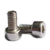 bar threading machine - Tattoo Machine Armature Bar Screws Hex Socket Head Black Thread M4 mm Tattoo Gun Accessories