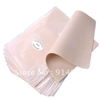 Wholesale 10 x6 quot Blank Tattoo Practice Skin Sheet for Needle ink Liner shader tattoo machine guns