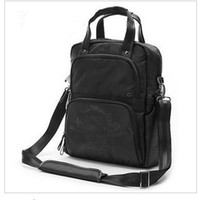 Wholesale Package Laptop bag Shoulders inch black laptop bag shock
