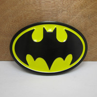 bat belt buckle - Metal bat belt buckle bat buckle with black color coating MOQ FP