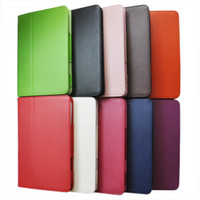 Wholesale Ipad mini case break stand PU leather cover apple Foldable magnets stand