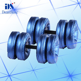 Wholesale 2016 best selling New Chrismas Gifts dumbbells for Adult Water filled Dumbbell Professi By DHL pair