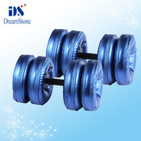Wholesale New Chrismas Gifts Water Poured Dumbbell Professi By EMS pair
