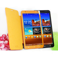 Wholesale MINI Pad Inch GB MTK6577 NOTE Star N9776 With MP camera G CPU GHZ ROM GB Cell Phone