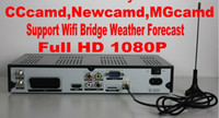 Wholesale 2012 Latest Skybox F4 SKYBOX F4 VFD Display P HD PVR Satellite Receiver Updated from Skybox F3