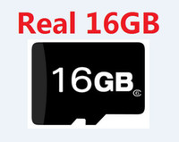 Wholesale Real GB micro SD Memory Card Class Microsd SD HC Genuine GB cards with adapters FREE DHL