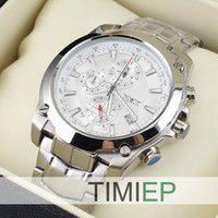 Wholesale Nice Mens Diving Heavy Stainless Steel Watches M Waterproof FT Diving Watch