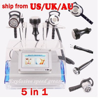 Wholesale TAX FREE NEW IN K ULTRASONIC CELLULITE REDUCTION CAVITATION MACHINE
