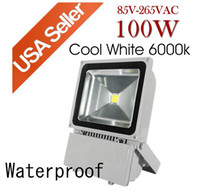 Wholesale Cool White V W Led Floodlight LED Landscape Led Outdoor Flood Light LM Waterproof