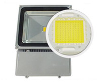 Wholesale 4pcs W Led Floodlight V W W W W LED Landscape LM Led Outdoor Flood Light Waterproof led bulbs lamps FEDEX
