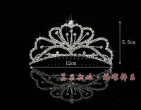 Wholesale The bridal crown bride headdress bride hair ornaments marriage headdress crown hair bands
