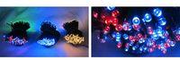 Wholesale Chiristmas festival solar LED beads m many colors Energy saving beads Light AB2643