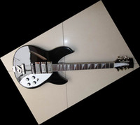 Wholesale New Model strings black electric guitar Musical Instruments