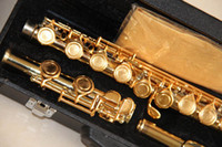 Wholesale HOT SALE NEW YFL CH Gold Flute VOS