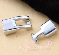 Clasps & Hooks findings - MIC Available Leather Bracelet Jewelry Connector Finding