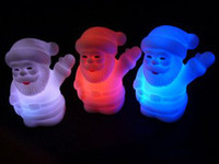Wholesale fashion Color change LED christmas man holiday Bar KTV Night light AB2644