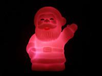 Wholesale 10pcs fashion Color change LED christmas man holiday Bar KTV Night light AB2645