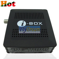 Wholesale A i BOX Satellite Smart Dongle RS232 ibox DVB S Sharing i box for South America Drop shipping