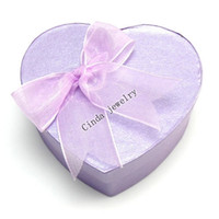 Jewelry Boxes Ring paper Free Shipping 30pcs lot Jewelry Packaging Ring & Earring Necklace Set Gift Box 6x5x3cm BX13