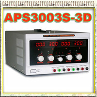 Wholesale DC Power ATTEN APS3003S D Dual Supply V A DC Dual Adjustable Power Supply