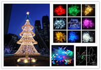 Christmas mini string lights - M Mini LED V String Decoration Light For Christmas Party Hung on Walls