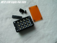Wholesale NEW WanSen W12 LED Light For EOS NIKON SONY Lighting Vide alternative
