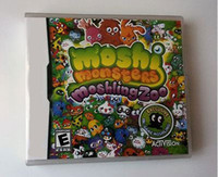 Wholesale MOSHI MONSTERS MOSHLINGS ZOO game for All DS Console ds console with Retail Package high quality