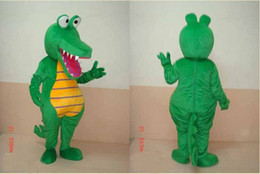 Wholesale Brand new Dinosaur mascot costume Adult Size